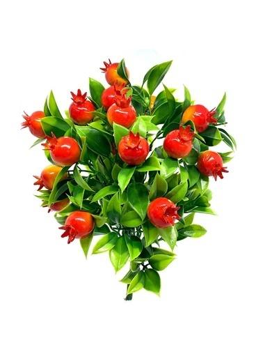 Çiçek Antalya Çiçek Antalya Yapay Mini Nar Ağacı Yeşil